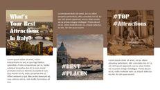 이탈리아의 주요 관광 명소 테마 PPT 템플릿_20