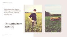 농업 산업 배경 파워포인트_10
