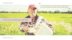 농업 산업 배경 파워포인트_30