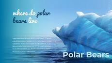 북극곰이 사는 곳 Google 프레젠테이션 템플릿_03