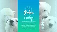 북극곰이 사는 곳 Google 프레젠테이션 템플릿_04