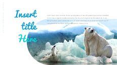 북극곰이 사는 곳 Google 프레젠테이션 템플릿_21