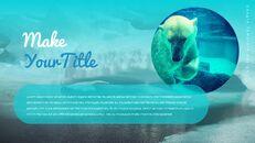 북극곰이 사는 곳 Google 프레젠테이션 템플릿_28