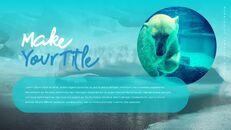 북극곰이 사는 곳 피피티 슬라이드_28