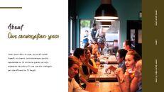 레스토랑 PPT 테마 슬라이드_11