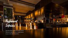 레스토랑 PPT 테마 슬라이드_14