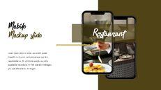 레스토랑 PPT 테마 슬라이드_39