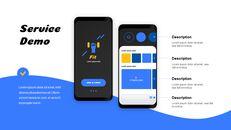 휘트니스 및 헬스케어 관리 서비스 제안 인터랙티브 Google 슬라이드_09