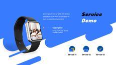 휘트니스 및 헬스케어 관리 서비스 제안 인터랙티브 Google 슬라이드_10