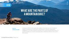 산악 자전거 파워포인트 프레젠테이션 디자인_05
