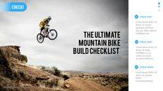 산악 자전거 파워포인트 프레젠테이션 디자인_10