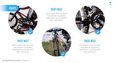 산악 자전거 파워포인트 프레젠테이션 디자인_14