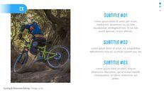 산악 자전거 파워포인트 프레젠테이션 디자인_16