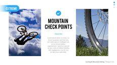 산악 자전거 파워포인트 프레젠테이션 디자인_27