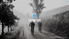 산악 자전거 파워포인트 프레젠테이션 디자인_39
