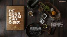 허브와 향신료의 차이점은 무엇입니까? 파워포인트 프레젠테이션 샘플_10