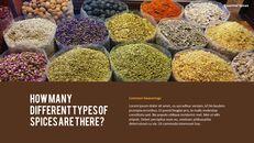 허브와 향신료의 차이점은 무엇입니까? 파워포인트 프레젠테이션 샘플_14