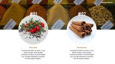 허브와 향신료의 차이점은 무엇입니까? 파워포인트 프레젠테이션 샘플_20