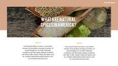 허브와 향신료의 차이점은 무엇입니까? 파워포인트 프레젠테이션 샘플_22
