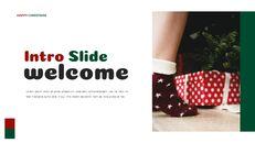 크리스마스 선물 프레젠테이션을 위한 구글슬라이드 템플릿_03