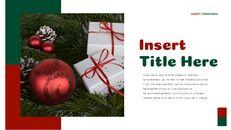 크리스마스 선물 프레젠테이션을 위한 구글슬라이드 템플릿_04