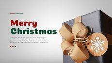 크리스마스 선물 프레젠테이션을 위한 구글슬라이드 템플릿_05