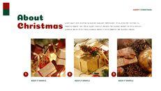 크리스마스 선물 프레젠테이션을 위한 구글슬라이드 템플릿_06
