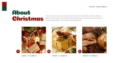 크리스마스 선물 파워포인트 비즈니스 템플릿_06