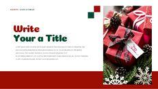 크리스마스 선물 파워포인트 비즈니스 템플릿_07