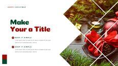크리스마스 선물 파워포인트 비즈니스 템플릿_09