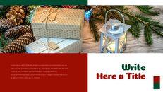 크리스마스 선물 파워포인트 비즈니스 템플릿_12