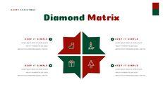 크리스마스 선물 파워포인트 비즈니스 템플릿_35