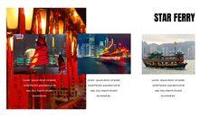 홍콩 심플한 프레젠테이션 Google 슬라이드 템플릿_06