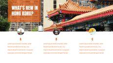 홍콩 심플한 프레젠테이션 Google 슬라이드 템플릿_09