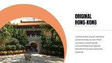 홍콩 심플한 프레젠테이션 Google 슬라이드 템플릿_26
