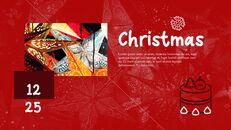 메리 크리스마스 간단한 디자인 템플릿_03