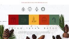 메리 크리스마스 간단한 디자인 템플릿_10