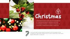 메리 크리스마스 간단한 디자인 템플릿_13
