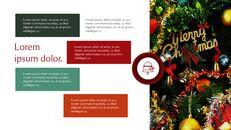메리 크리스마스 간단한 디자인 템플릿_17