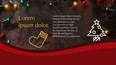 메리 크리스마스 간단한 디자인 템플릿_20