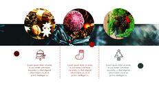 메리 크리스마스 간단한 디자인 템플릿_23