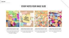 스티커 메모 Google 피피티 템플릿_13