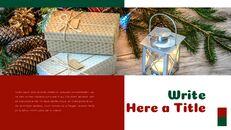 크리스마스 선물 프레젠테이션을 위한 구글슬라이드 템플릿_12