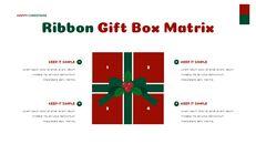 크리스마스 선물 프레젠테이션을 위한 구글슬라이드 템플릿_13
