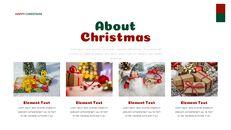 크리스마스 선물 프레젠테이션을 위한 구글슬라이드 템플릿_14