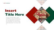 크리스마스 선물 프레젠테이션을 위한 구글슬라이드 템플릿_15