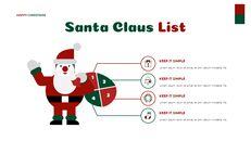 크리스마스 선물 프레젠테이션을 위한 구글슬라이드 템플릿_19