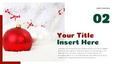 크리스마스 선물 프레젠테이션을 위한 구글슬라이드 템플릿_21