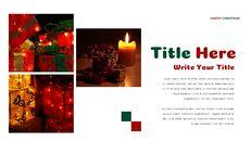 크리스마스 선물 프레젠테이션을 위한 구글슬라이드 템플릿_24