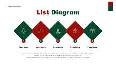 크리스마스 선물 프레젠테이션을 위한 구글슬라이드 템플릿_28